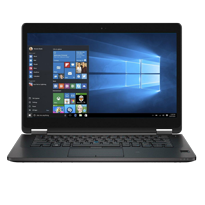 Laptop Dell Latitude E7470 Core i5 - 6300U, Màn 14 FHD IPS