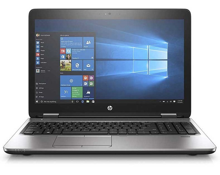 Laptop HP Probook 650 G2 Core i5 6300U, Ram 8G, SSD 256G, Màn 15.6 Full HD